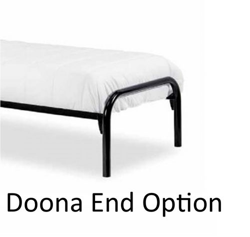 Abigail Single Bed (Doona Foot) Related