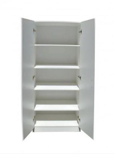 2 Door All Shelf Pantry 800 - Budget Range Related
