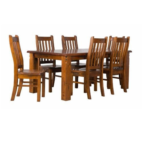 Fitzroy 9pc Rectangle Dining Suite Main