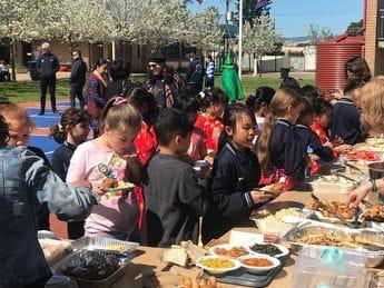 Multicultural Autumn Festival Celebration