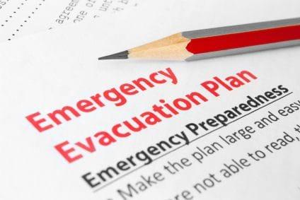 Healthcare Centre Evacuation Training