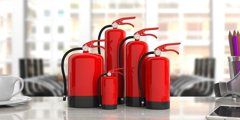 The Importance of Fire Extinguisher Training