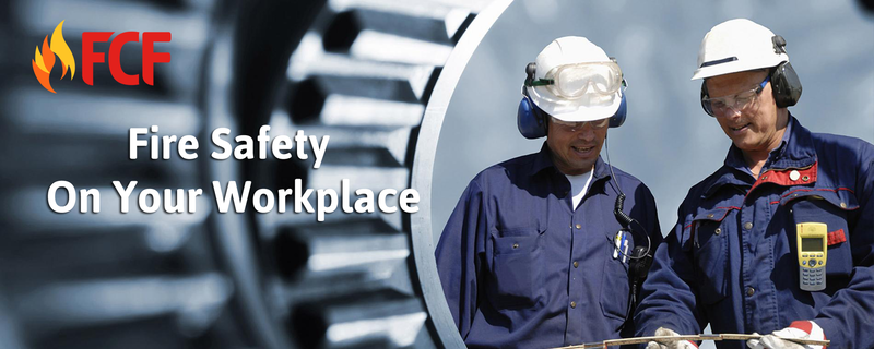 What You Should Know About Workplace Fire Safety