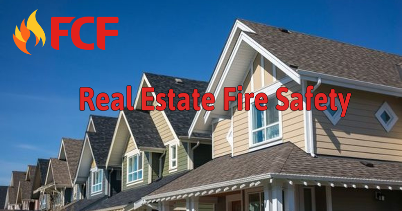 Real Estate Fire Safety Regulations