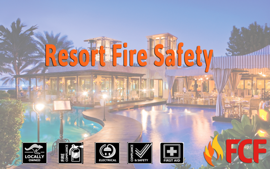 What Resort Owners Should Know About Fire Regulations