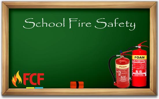 Fire Extinguisher Training In Schools