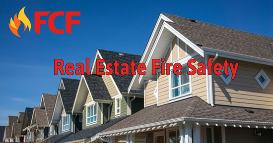 Your Guide To Essential Real Estate Fire Safety Equipment