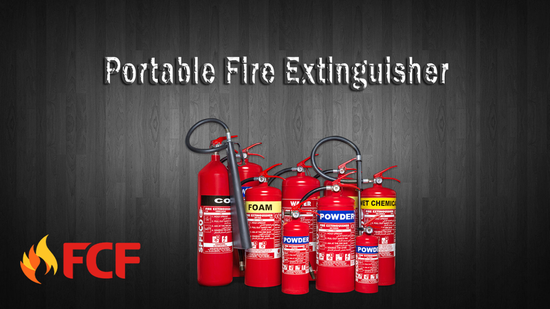 Fire Fighting Equipment In Restaurants