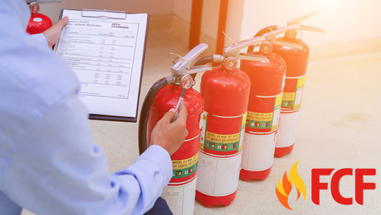 Fire Extinguisher Testing In Medical Centres