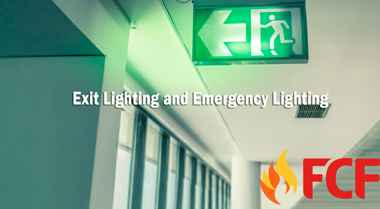 Exit Lighting and Emergency Lighting