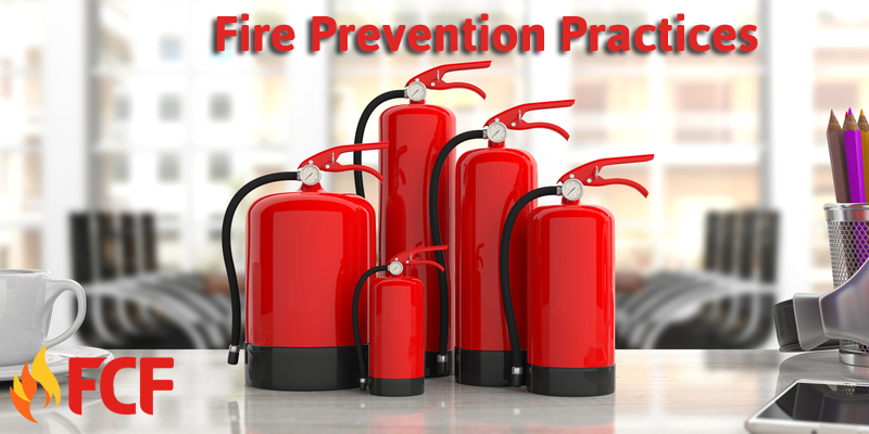 Fire Prevention Practices