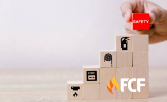 Fire Safety Building Blocks