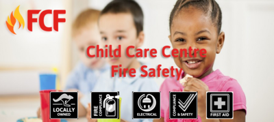 Fire-Safe Childcare Centre
