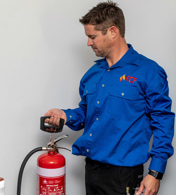 Annual Fire Safety Statement Fire Extinguisher Testing Requirements