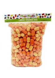 Large Orange Bag Magic Nuudles