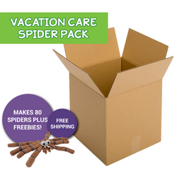 Vacation Care Spider Pack