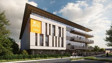 ING Bank's new Call Centre for Wyong