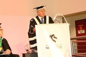 Graduates mark 30 years of excellence on the Coast