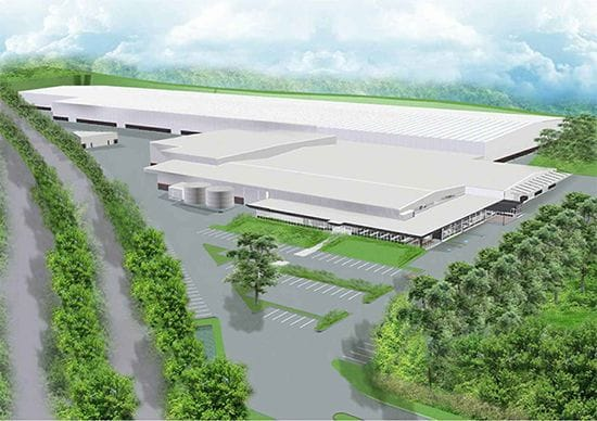 Borg lodges DA for new $20 million facility at Somersby
