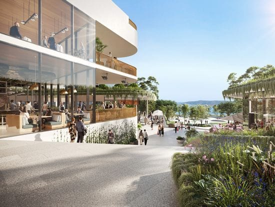 St Hilliers finalise Masterplan DA For Central Coast Quarter