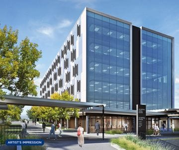 Construction starts on Medical School and Research Institute