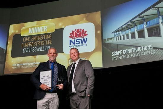 Scape wins with Lake Macquarie Council project