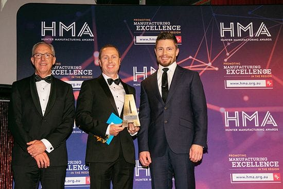 Chamberlain Australia wins HMA 2019 Manufacturer of the Year Award