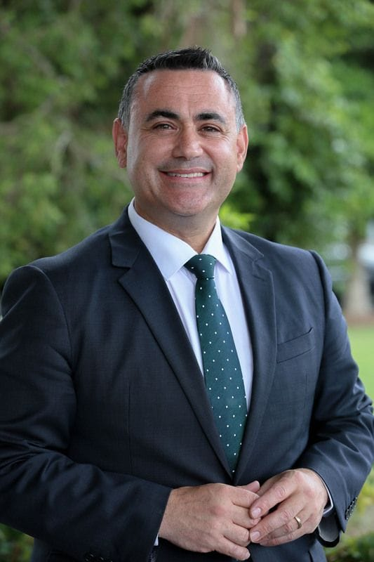 Deputy Premier takes over the regions with Central Coast recognised as a region