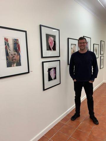 Bill Leak Gallery opens at Ettalong Beach