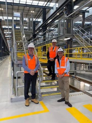 New jobs at Kangy Angy Rail Maintenance Facility