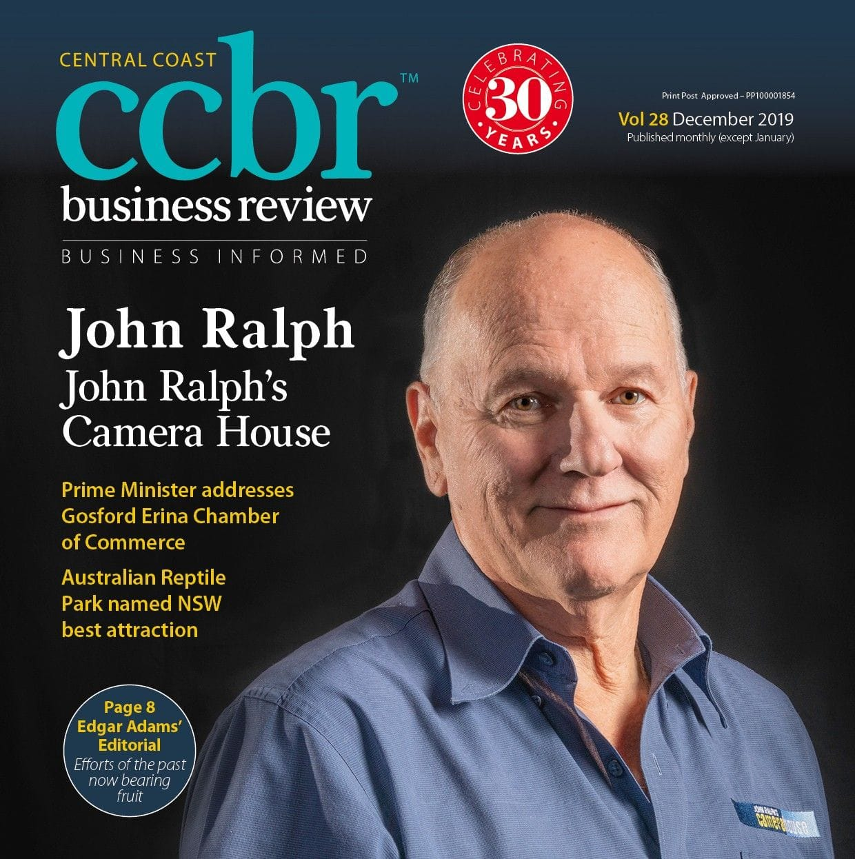 Central Coast Business Review December 2019 Issue