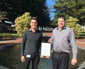 Success Story - Bailey Hunkin & the City of Victor Harbor