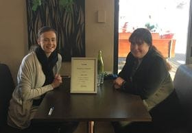 Another success story with the City of Victor Harbor - Emily Rufus