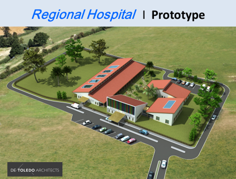 Advance Medical Hospital, Papua New Guinea | Global Pacific | International Project Management