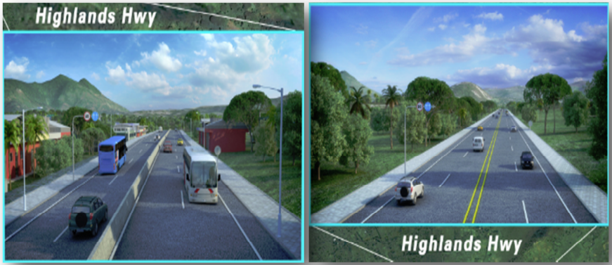 Highlands Highway, Papua New Guinea | Global Pacific | International Project Management