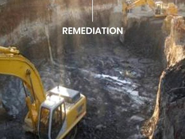 Site Remediation | Global Pacific | Construction Projects Australia