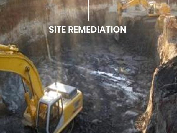 Site Remediation | Global Pacific | Construction Project Management Australia