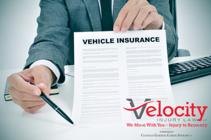 Auto Insurance Policy Coverage - What It Means For The Plaintiff and the Defendant