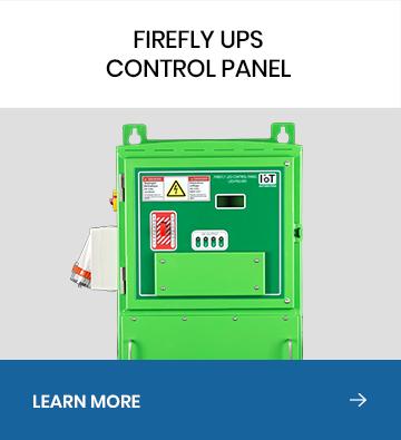 Firefly UPS Control Panel