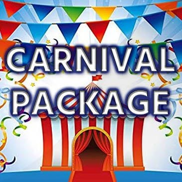 Child Party Rentals Carnival Package | Magical World Entertainment