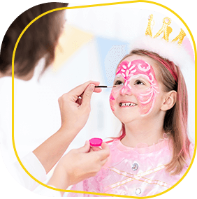Face Painting | Magical World Entertainment