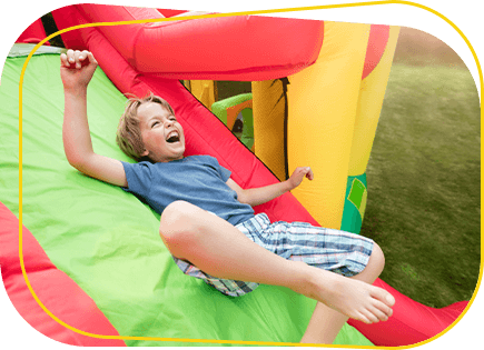 Inflatables Obstacle Course | Magical World Entertainment