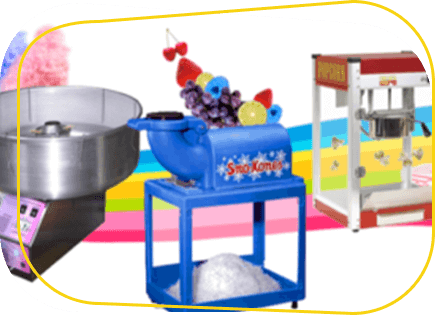 Fun Food Machines | Magical World Entertainment