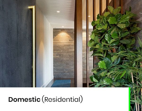 Domestic (Residential)