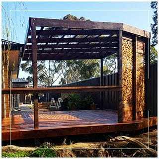 Pergolas in Lonsdale | Adelaide builder and carpenter