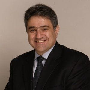 George Yammouni, CEO of the Bathroom Werx Group