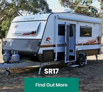 Snowy River SR17 Caravan