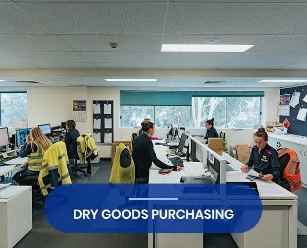 Dry Goods Purchasing
