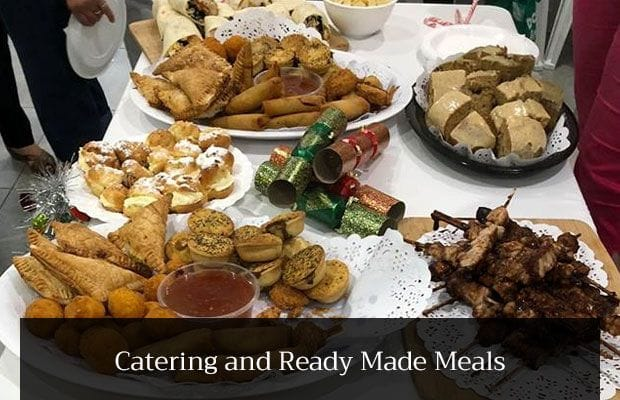 Catering and Ready Made Meals