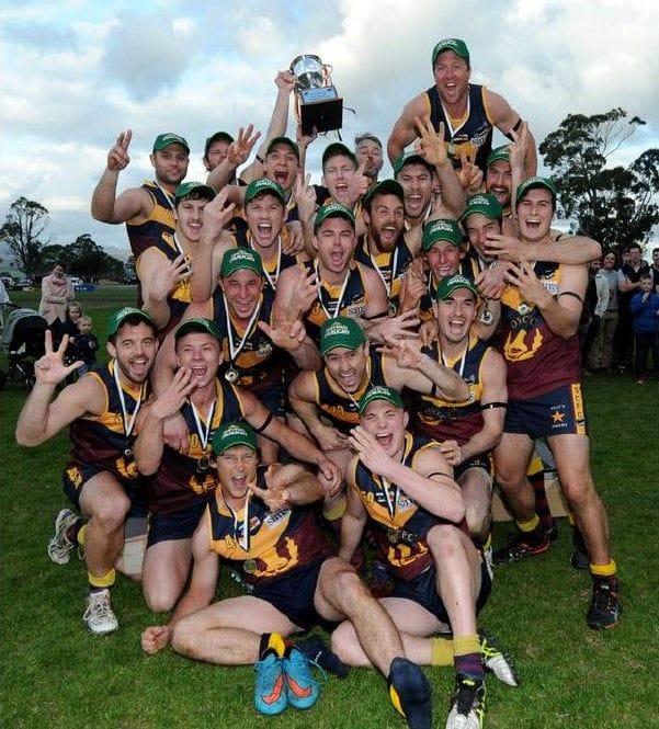 Old Scotch Collegians Football Club (OSCFC) - 2015 Northern Tasmania Football Association (NTFA) Grand Final